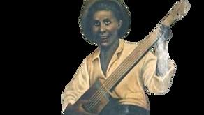1886 Cigar Box Guitar Story: Little Boy Musician in Galveston, TX