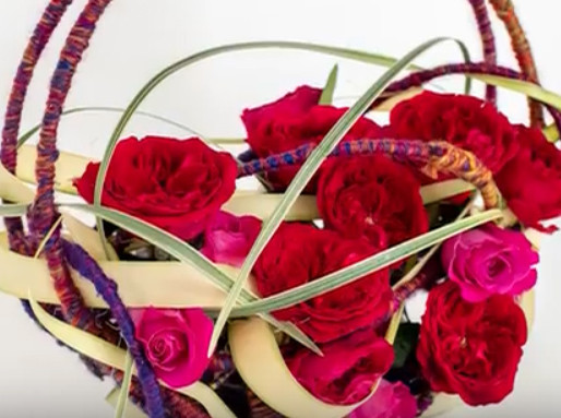 'Floral Handbag Fusion' with Arthur Williams / Florists' Review