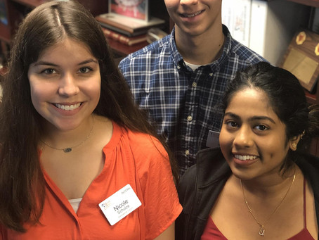 Meet Our Interns: Fall 2019