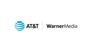 Logos de AT&T y WarnerMedia