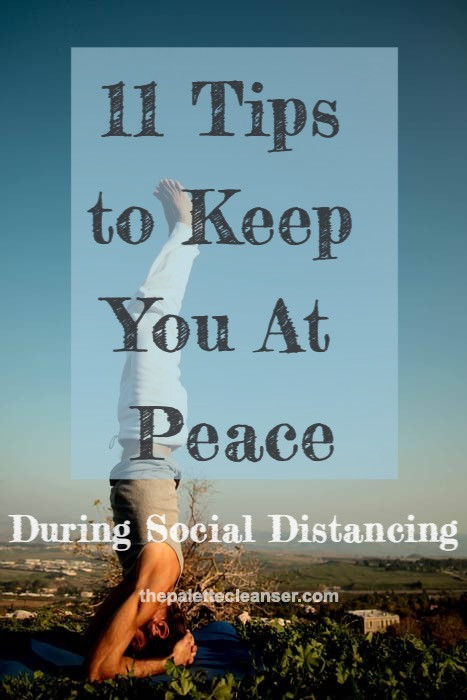 tips to keep you at peace and relaxed