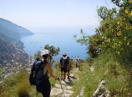 """Le bellezze del Trekking in Penisola sorrentina, parte terza:  L'agriturismo """"La Sorgente del Melo"""""""