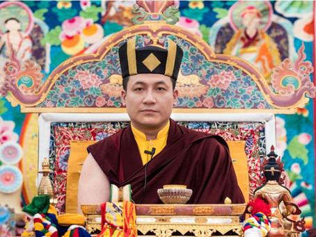 Koronavirus: Karmapův vzkaz pro buddhistická centra a praktikující