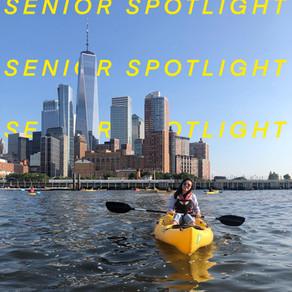 Senior Spotlight - Wendy Wang