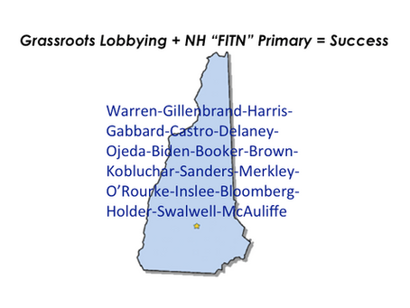 Grassroots Lobbying Campaigns Work
