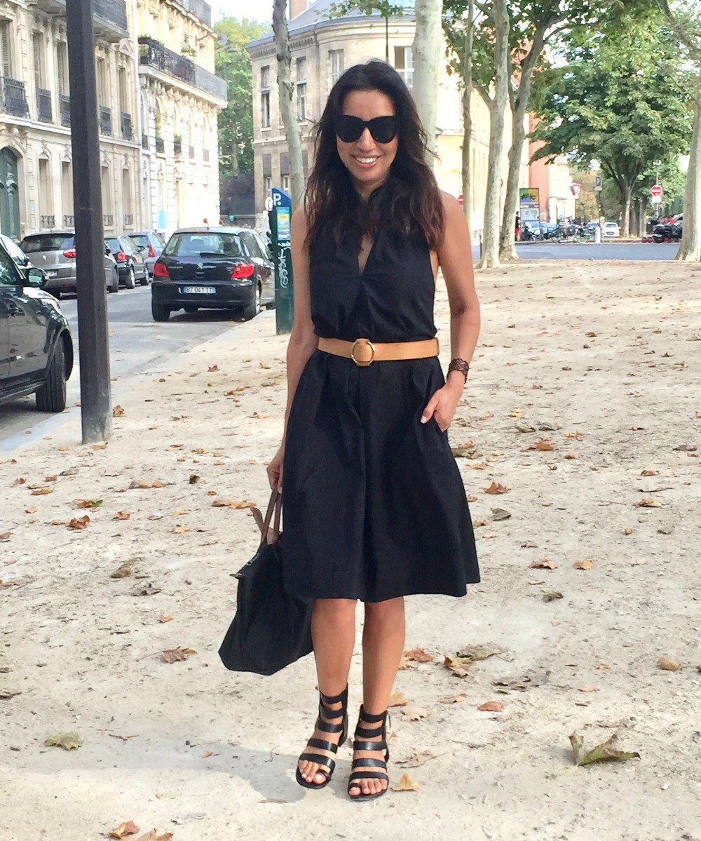 Leticia Gonzales Stylist in Paris