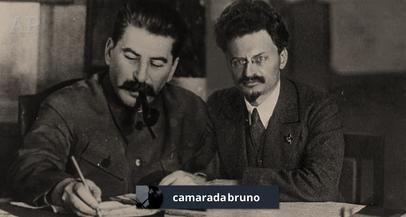 O centrismo no debate entre Stálin VS Trotsky