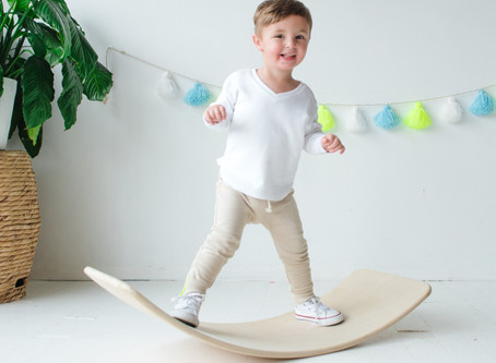 What is A balance board?