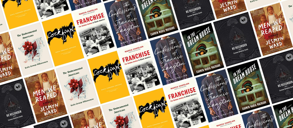 Marian's Favorite Books of 2020 So Far