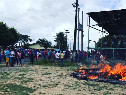 O levante de Pacaraima
