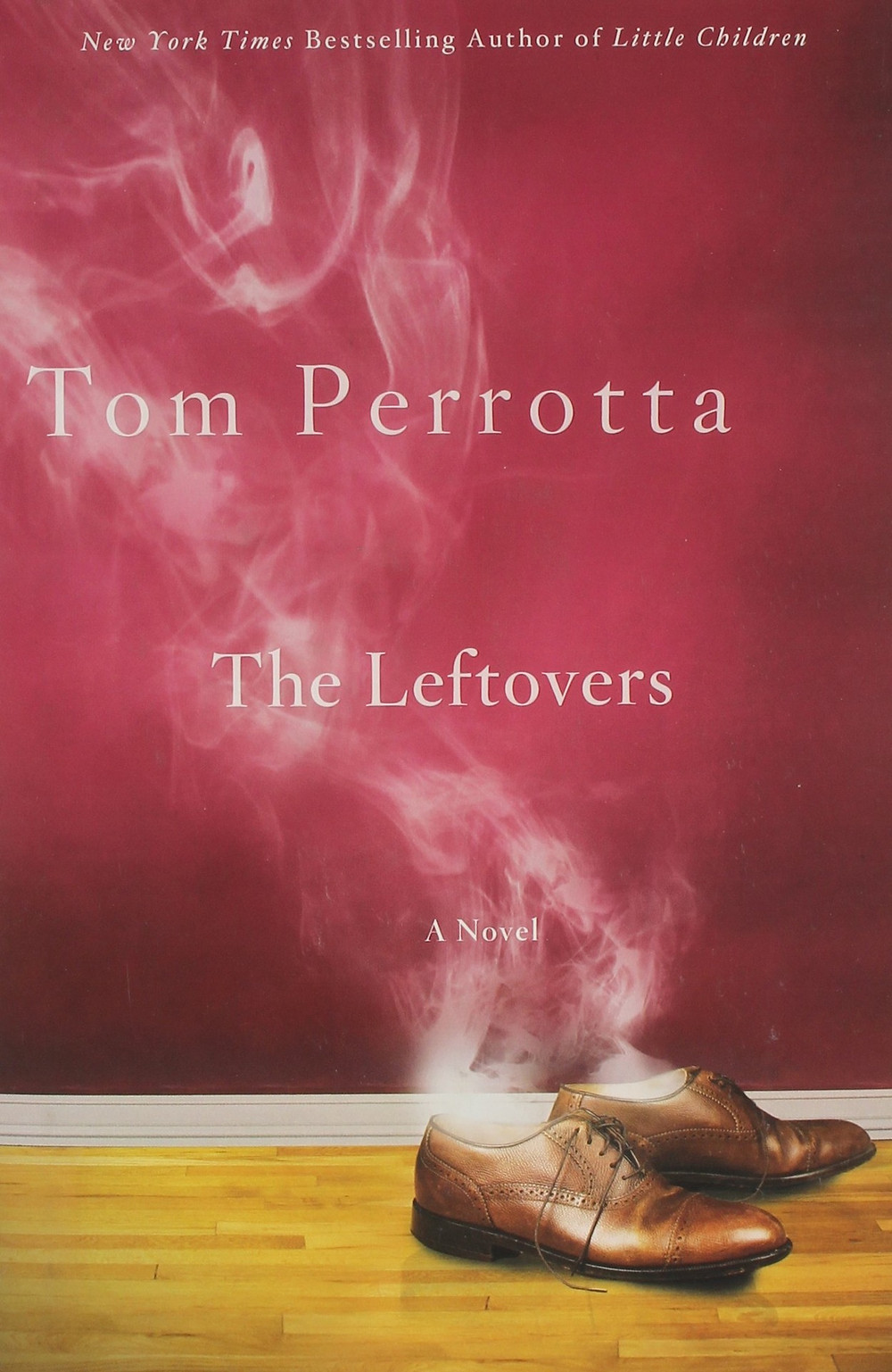 The Leftovers by Tom Perrotta (Author). The Book Slut book reviews, thebooksglut Friday debrief. A New York Times Notable Book for 2011  A Washington Post Notable Fiction Book for 2011 The New York Times bestseller now in paperback--A thought-provoking engrossing novel about love, connection, and loss from the author of The Abstinence Teacher and Little Children What if your life was upended in an instant? What if your spouse or your child disappeared right in front of your eyes? Was it the Rapture or something even more difficult to explain? How would you rebuild your life in the wake of such a devastating event? These are the questions confronting the bewildered citizens of Mapleton, a formerly comfortable suburban community that lost over a hundred people in the Sudden Departure. Kevin Garvey, the new mayor, wants to move forward, to bring a sense of renewed hope and purpose to his traumatized neighbors, even as his own family disintegrates. His wife, Laurie, has left him to enlist in the Guilty Remnant, a homegrown cult whose members take a vow of silence but haunt the town's streets as living reminders of God's judgment. His son, Tom, is gone, too, dropping out of college to follow a crooked prophet who calls himself Holy Wayne. Only his teenaged daughter, Jill, remains, and she's definitely not the sweet A student she used to be. Through the prism of a single family, Perrotta illuminates a familiar America made strange by grief and apocalyptic anxiety. Tom Perrotta's The Leftovers is a powerful and deeply moving book about regular people struggling to hold onto a belief in their futures. Product Details Price $16.99  $15.63 Publisher St. Martin's Griffin Publish Date May 22, 2012 Pages 355 Dimensions 5.52 X 1.03 X 8.24 inches | 0.73 pounds Language English Type Paperback EAN/UPC 9780312363550 BISAC Categories: Literary Science Fiction - General