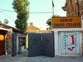 Sinop Tarihi Cezaevi: Sinop - Kale Şehri