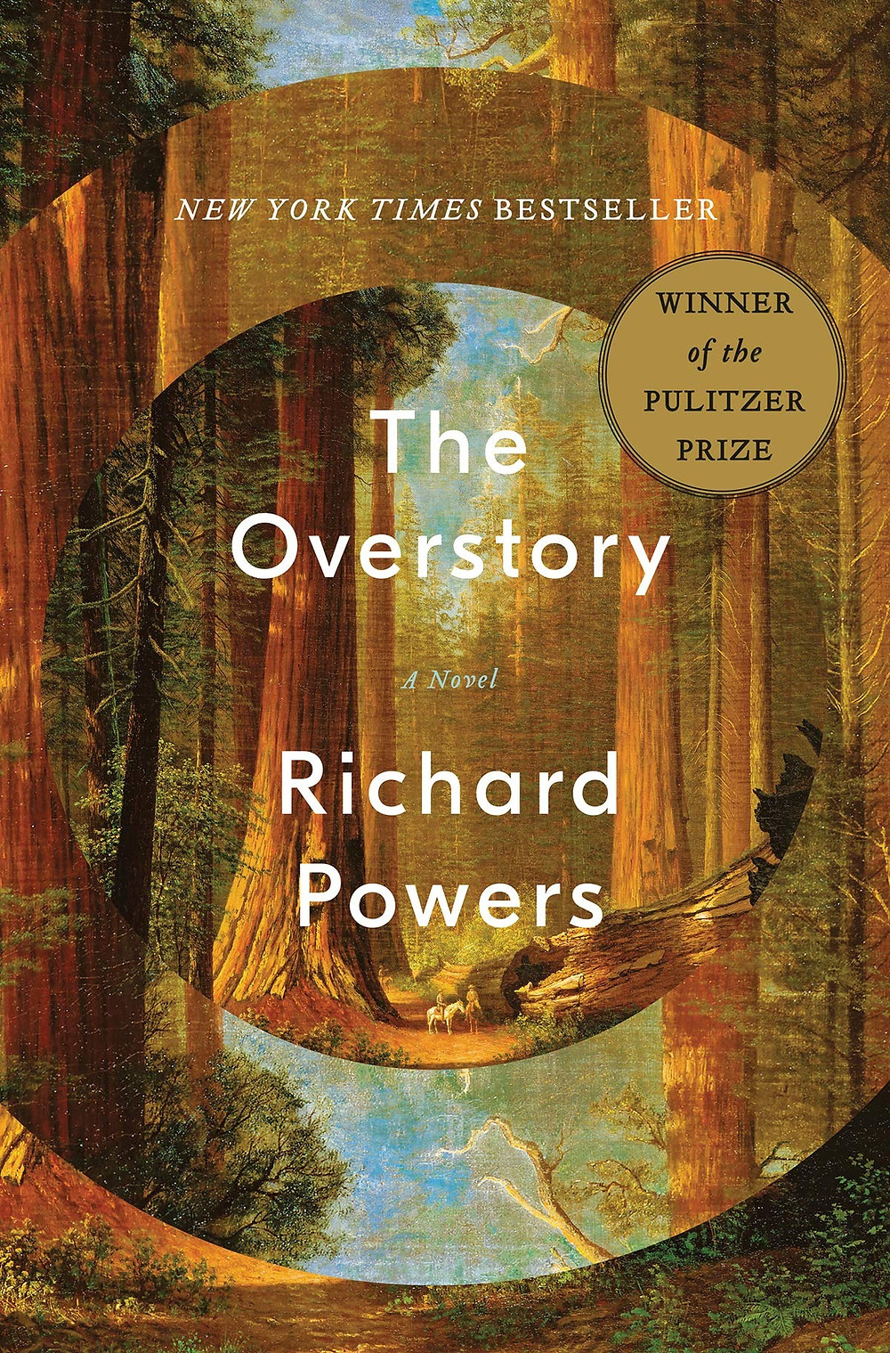 "The Overstory by Richard Powers thebookslut Winner of the William Dean Howells Medal #1 New York Times Bestseller Shortlisted for the Man Booker Prize A New York Times Notable Book and a Washington Post, Time, Oprah Magazine, Newsweek, Chicago Tribune, and Kirkus Reviews Best Book of the Year  ""The best novel ever written about trees, and really just one of the best novels, period."" --Ann Patchett Product Details Price: $18.95  $17.43 Publisher: W. W. Norton & Company Published Date: April 02, 2019 Pages: 512 Dimensions: 5.5 X 1.3 X 8.1 inches 