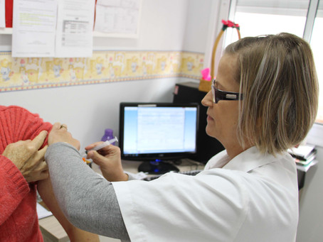"""""""Dia D"""" de vacinação contra gripe é sábado"""