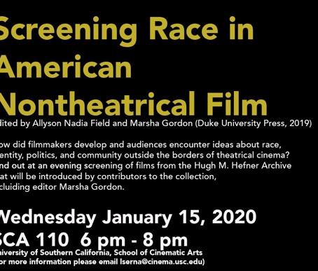Screening Race Event @USC