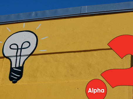An Invitation to Dinner and Dialogue: The Alpha Course