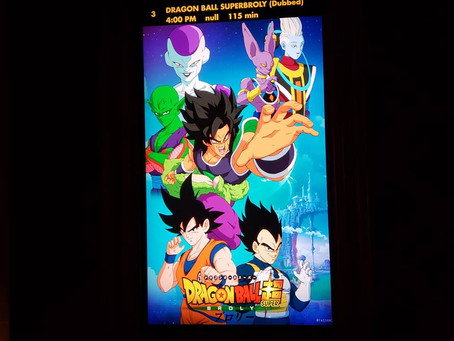 KnK Quickie Review - Dragonball Super: Broly (2019)