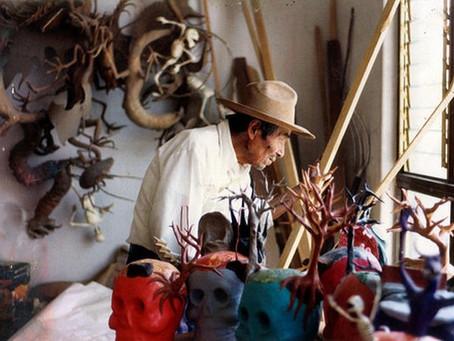 El soñador de alebrijes: Pedro Linares