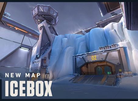 خريطة Valorant الجديدة !