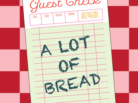 A Recipe for Unsolicited Bread