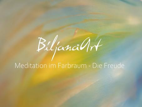Live aus der Galerie- Meditation - Die Freude