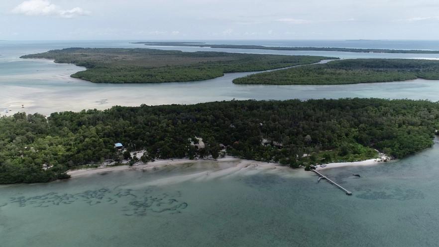 Pulau Leebong Bikin Wisata Belitung Makin Maknyus