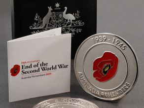 Veterans' recognised on 75th anniversary of Second World War