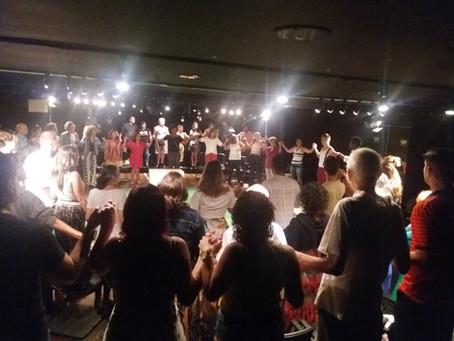 Sucesso de público e crítica no Rio de Janeiro