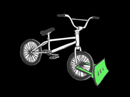 Bike snowplow