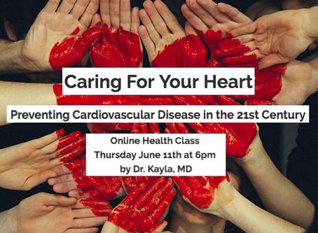 Health Class June 2020