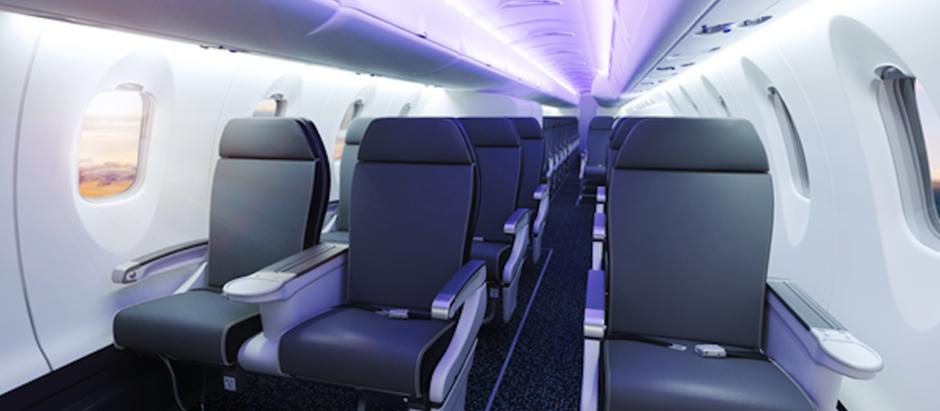 United's New CRJ-550 Regional Jet's Enter Service