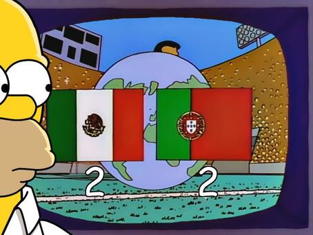 Los Simpson predijeron que México llegará a la final del mundial