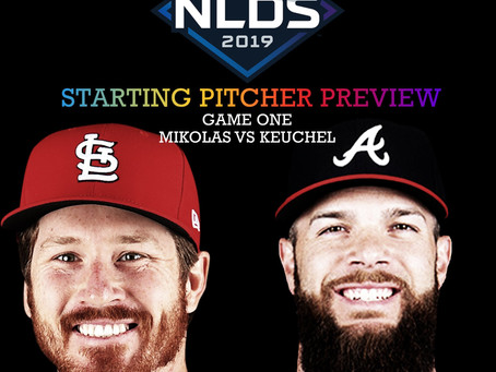 2019 NLDS Game 1 Pitching Preview
