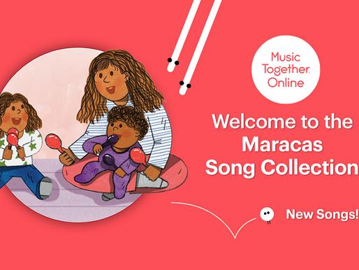 Online edukacija - Music Together