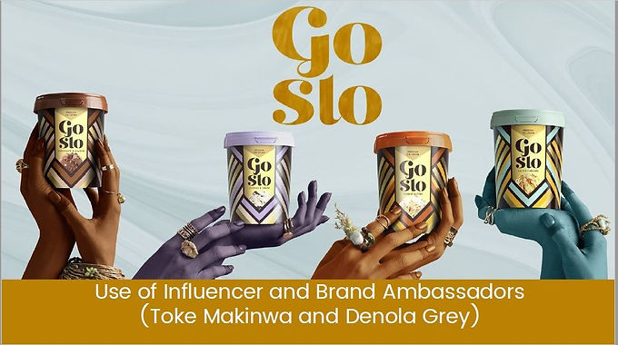 Go Slo Digital Influencer Launch