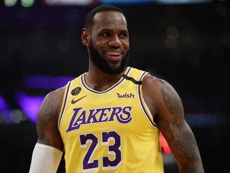 #2 – LeBron »King« James