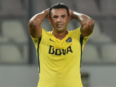 Cardona no jugará la semifinal de la Libertadores