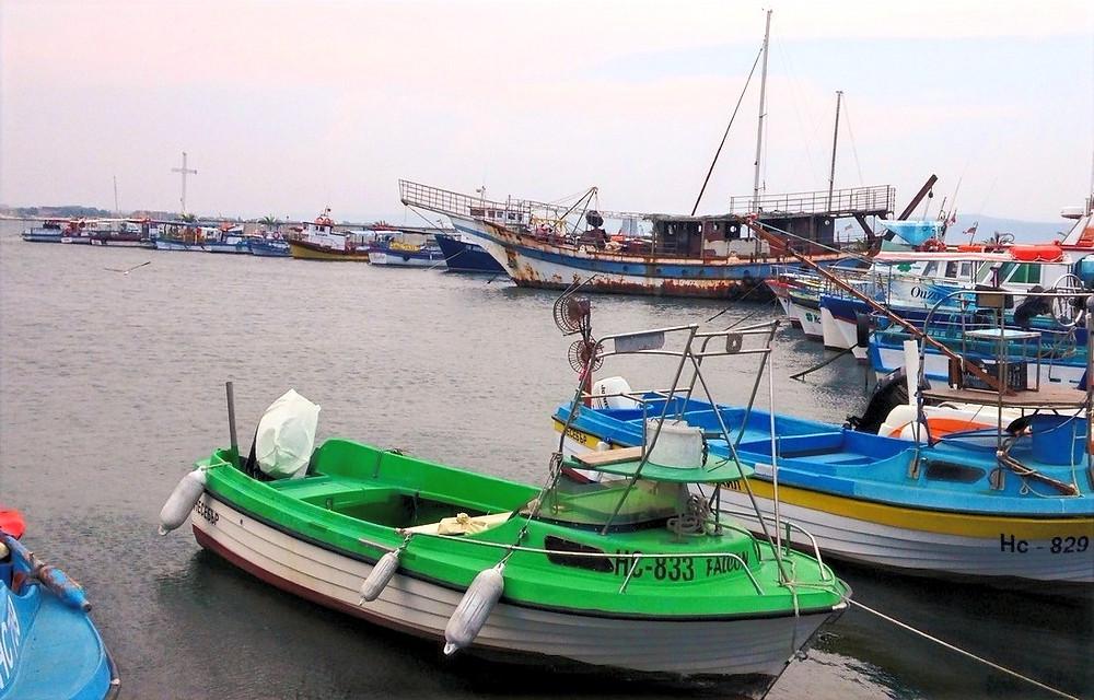 port Nessebar bulgarie