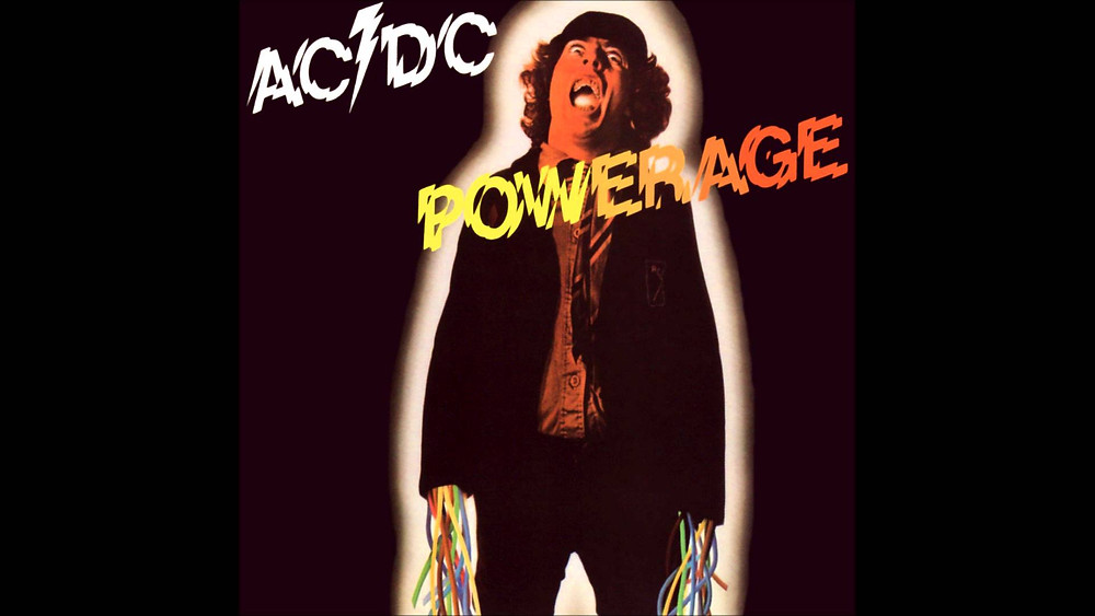 AC/DC Poster For Docs, Crossfire Radio