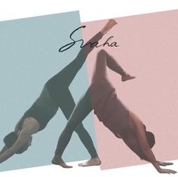 わたし達の活動名称が svaha yogaに変わりました。