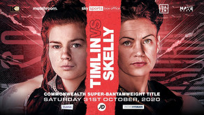 """Carly Skelly: """"Expect a good fight and a massive performance from me"""""""