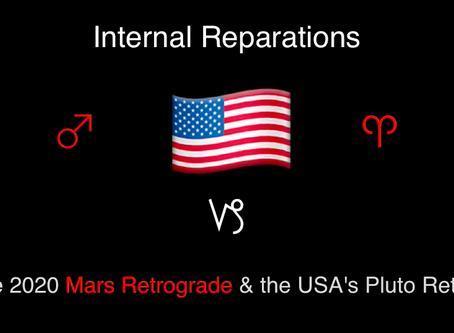 Mars Retro 2020