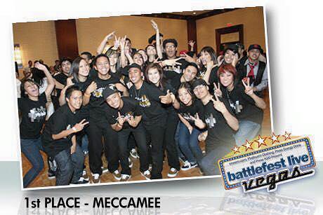 1st Place: Battle fest Live 2008