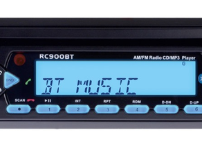 OUTDOORS ESSENTIALS: GME'S AM/FM radio CD/MP3 player