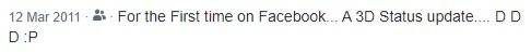 Facebook, Information, Who I am, Getting to know me, Facebook Profile, Facebook Wall, Social Media, SM, Facebook Status Update, cringey, jokes, bad jokes