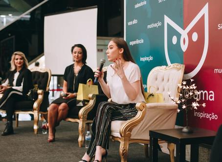 Talk Show: Empreendedoras e Criativas é realizado com sucesso
