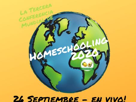 Tercera Conferencia Mundial de Homeschooling 2020