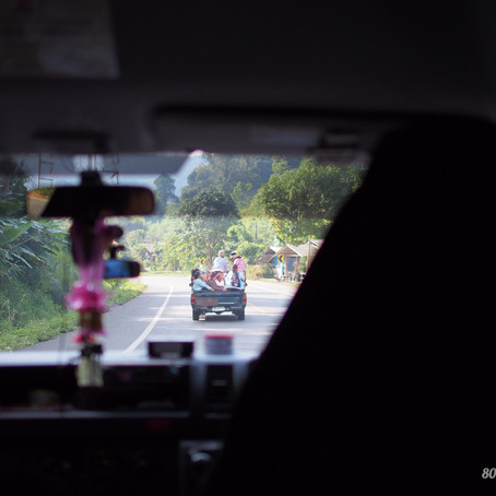 Adventures in Pai : Travel Photography