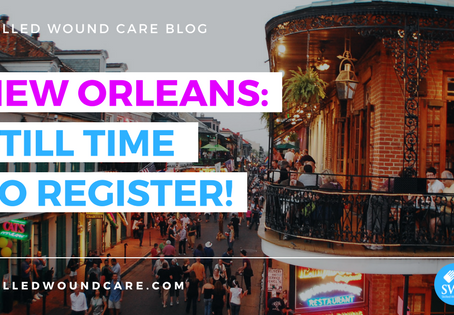 Skin, Wound, & Ostomy Course: New Orleans, October 11-13, 2017