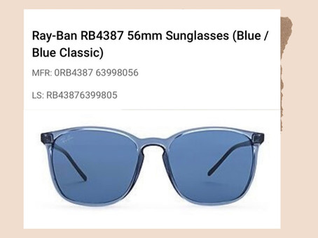 Brad's Deals Ray-Ban Sunglasses CODE: BRADS30
